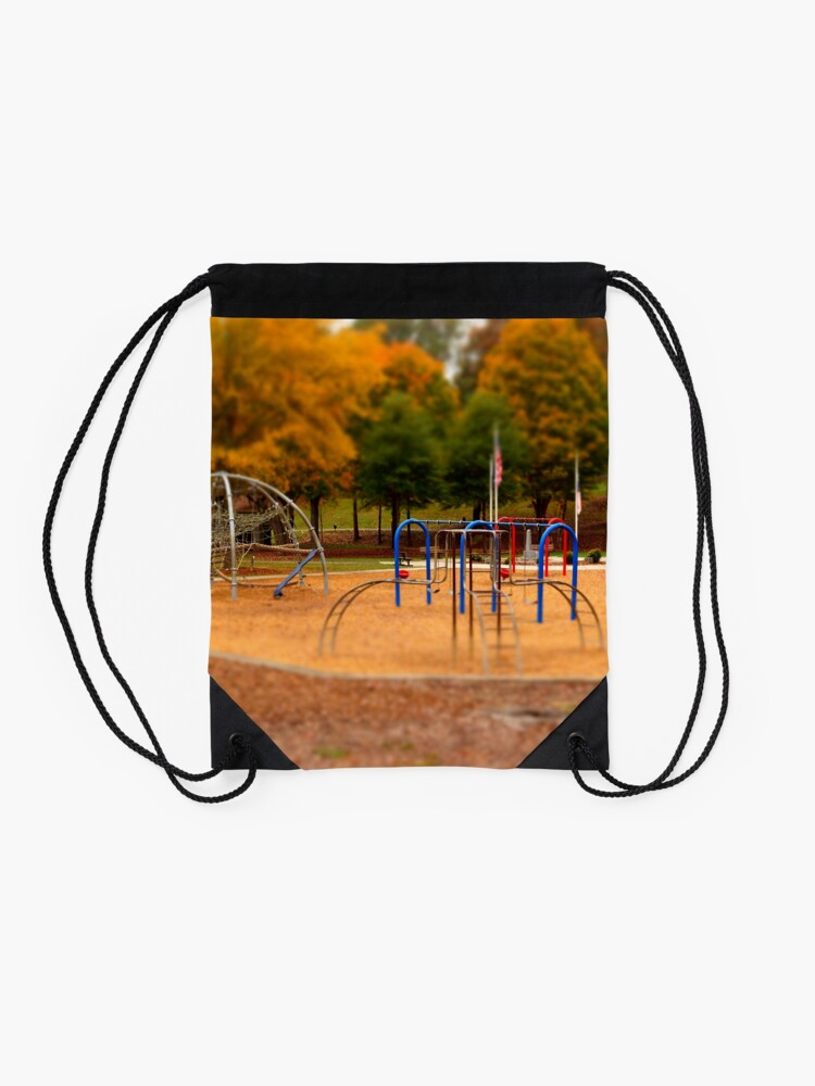 Alternate view of Lineberger Park Drawstring Bag