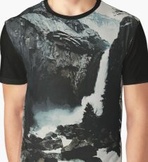 Heaven on Earth Waterfall Series , No 5 Graphic T-Shirt