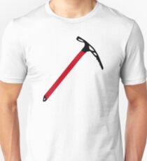 Ice climbing pick axe T-Shirt