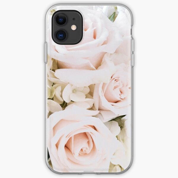 Pastel Roses iPhone Soft Case
