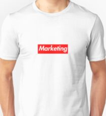 Marketing Unisex T-Shirt