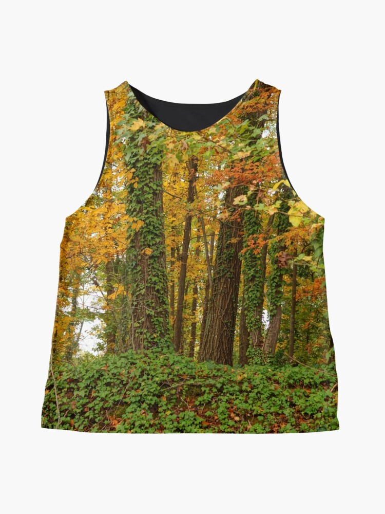 Alternate view of When November Comes Sleeveless Top