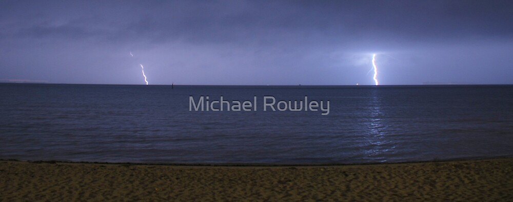 Pano Storm by Michael Rowley