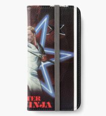 Enter the Ninja iPhone Wallet/Case/Skin