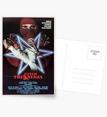 Enter the Ninja Postcards