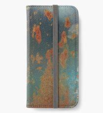 Rust iPhone Wallet/Case/Skin