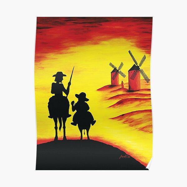 Der Mann von La Mancha Poster