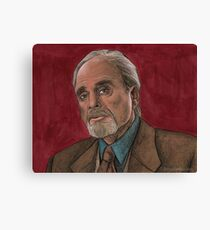 Checkpoint - Quentin Travers - BtVS Canvas Print