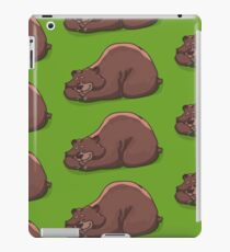 Bear Sleepy iPad Case/Skin