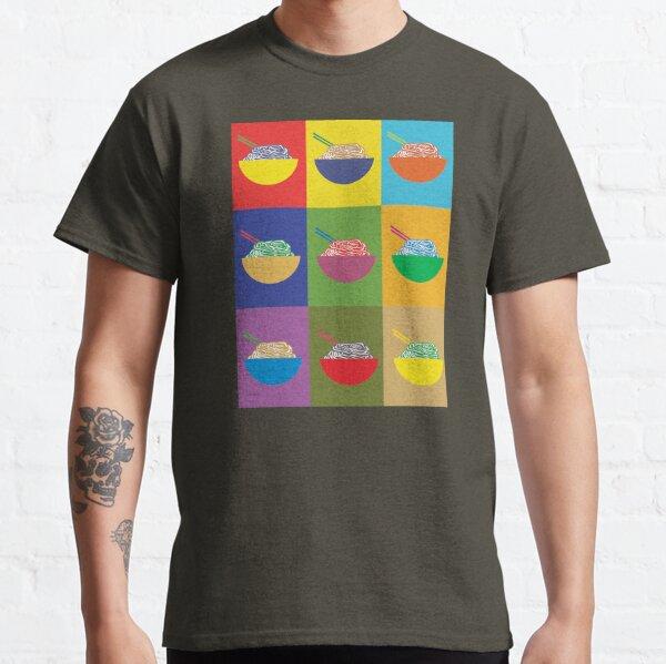Pho Art Warhol Classic T-Shirt