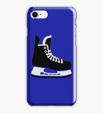 Hockey skate iPhone Case/Skin