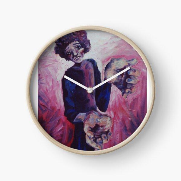 Help Me Clock