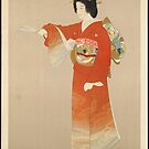 Japan Vintage Travel Advertisement Art Poster by jnniepce