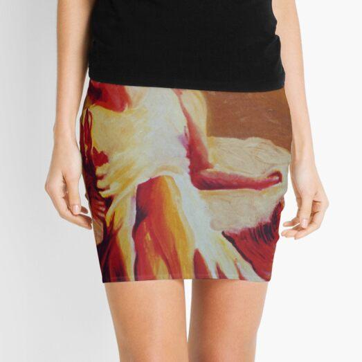 Baking in the Sun Mini Skirt