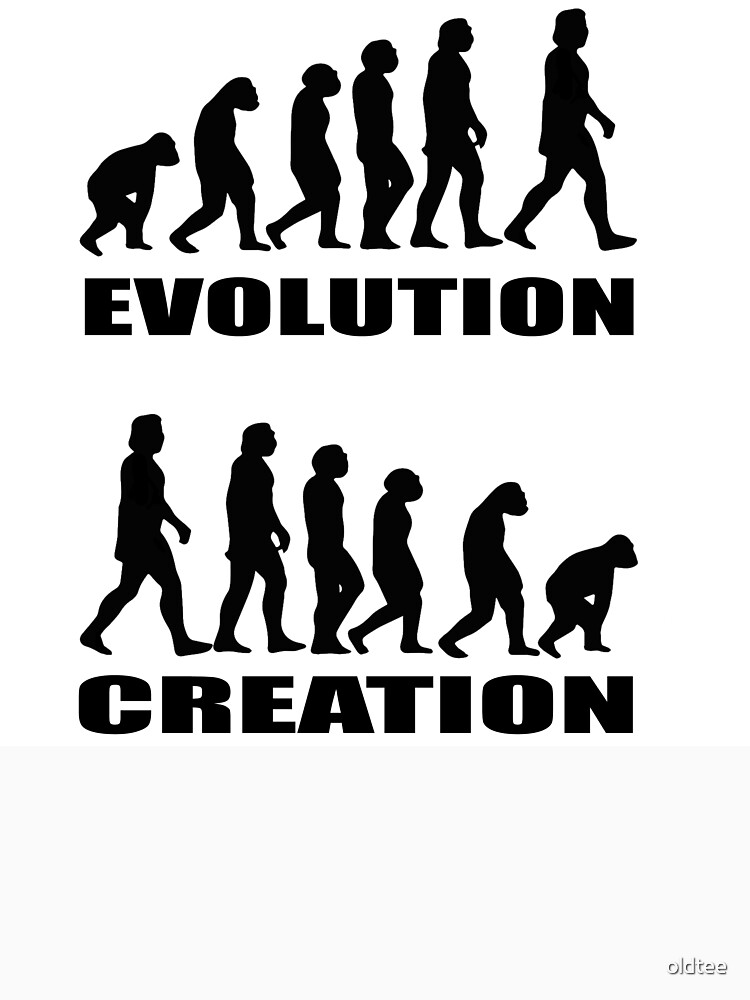 Evolution - Creation by oldtee