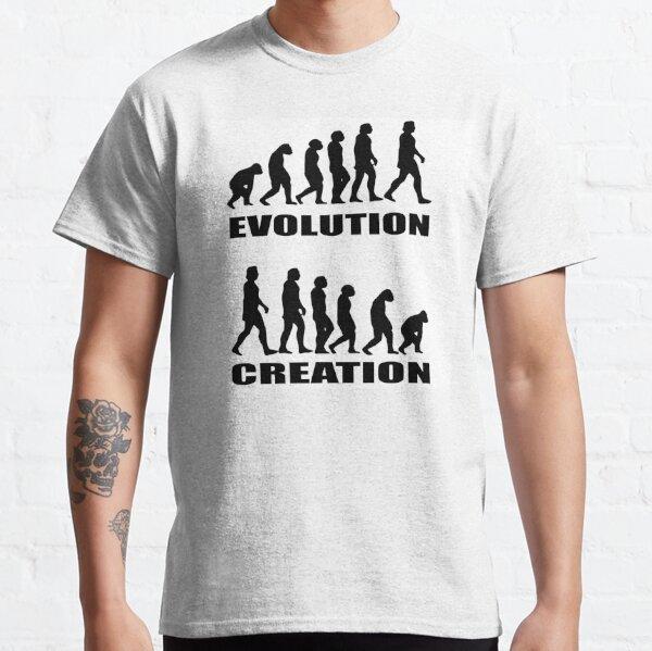 Evolution - Creation Classic T-Shirt