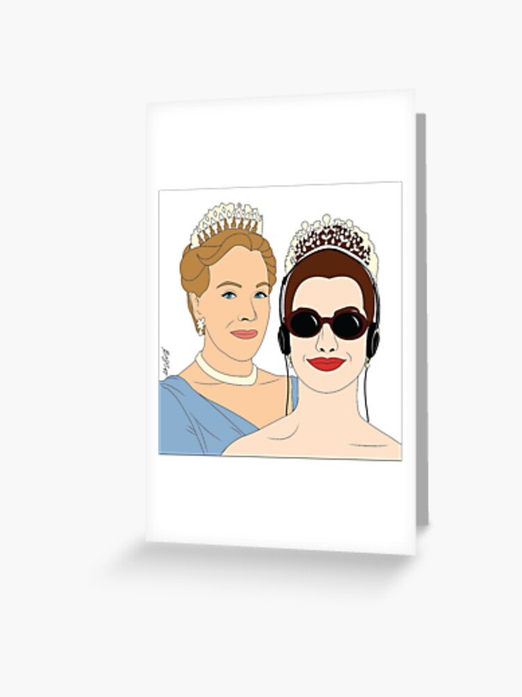 wall art poster gift Movie gifts print The Princess Diaries