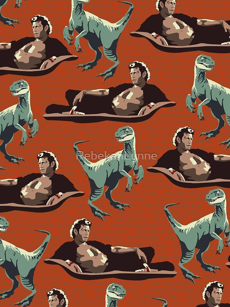 Jurassic Geniuses  by RebekahLynne