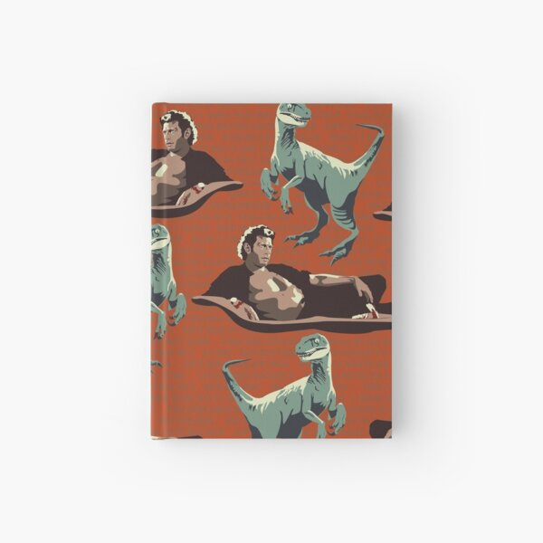 Jurassic Geniuses  Hardcover Journal