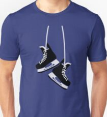Hockey skates Slim Fit T-Shirt