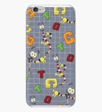 Dino DNA iPhone Case