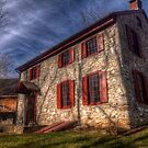 Historic Home near Gring's Mill Recreational Area - Reading, Pennsylvania by Terence Russell
