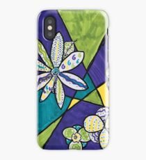 A Bloom in My Imagination by Lilia iPhone Case/Skin