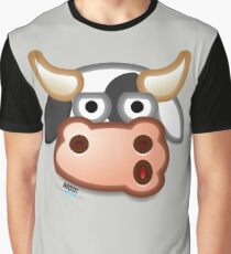 MOO! Graphic T-Shirt