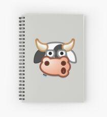 MOO! Spiral Notebook