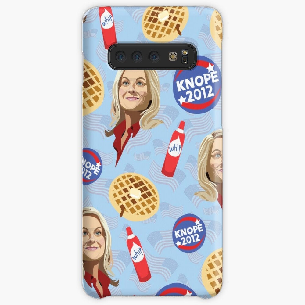What's Important: Friends, Waffles, and Work  Case & Skin for Samsung Galaxy