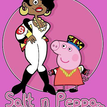 Salt n Peppa by TopNotchy