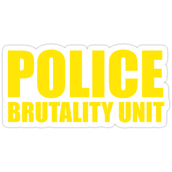 Police Brutality Unit by Rossman72