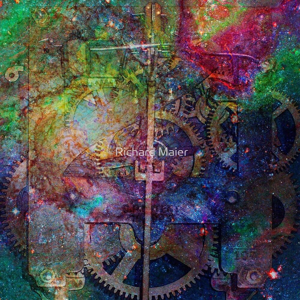 Clockwork Universe 1 by Richard Maier