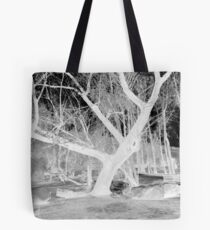 Different Tree Tote Bag