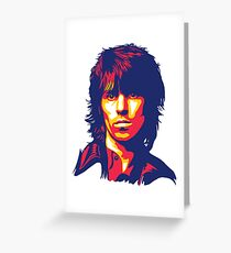 Keith Greeting Card