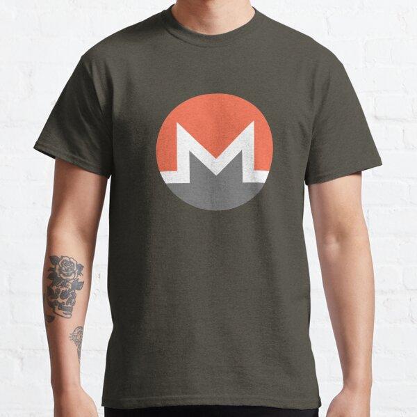 Monero (XMR) Classic T-Shirt