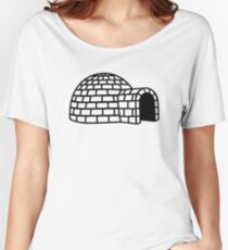 Igloo Women's Relaxed Fit T-Shirt
