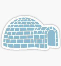 Igloo Sticker