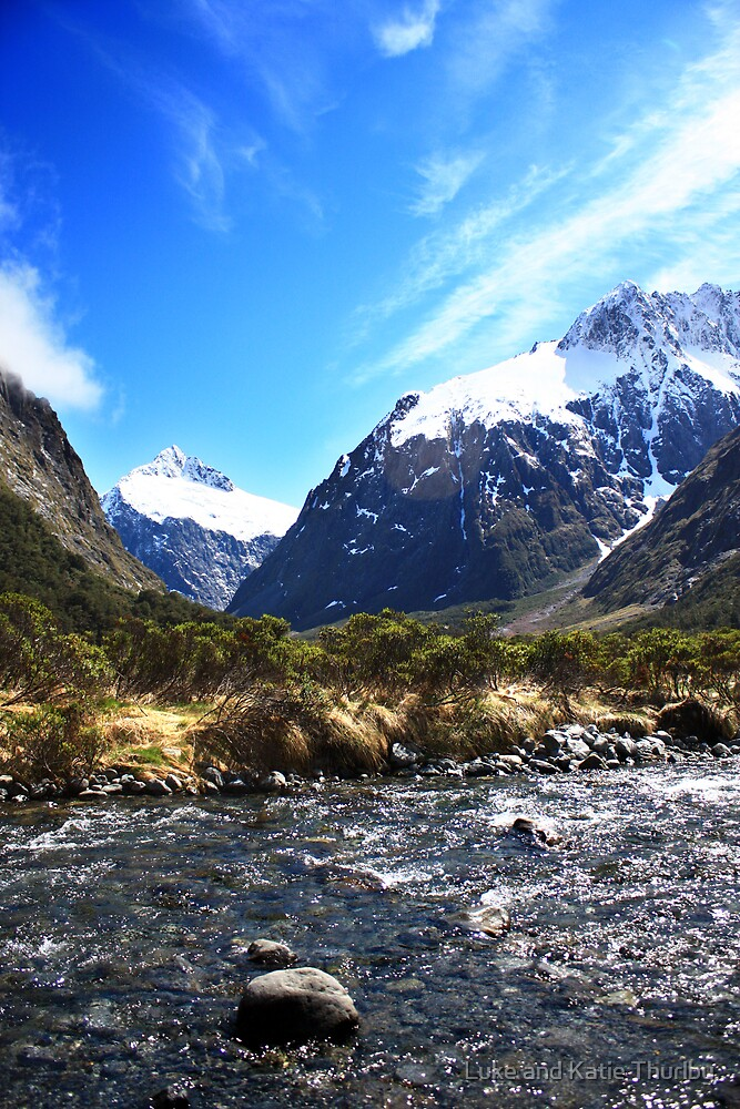 Fiordland National Park by Luke and Katie Thurlby