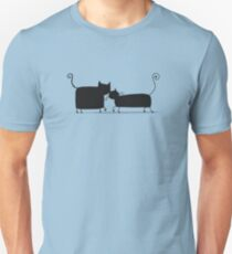 Couple cats T-Shirt