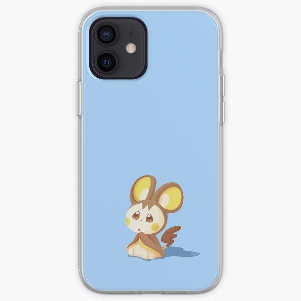 Shy Emolga iPhone Soft Case