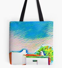 Spain by Frank Donahue Tote Bag