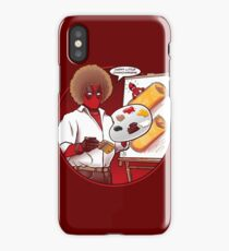 Happy Little Chimichangas iPhone Case/Skin