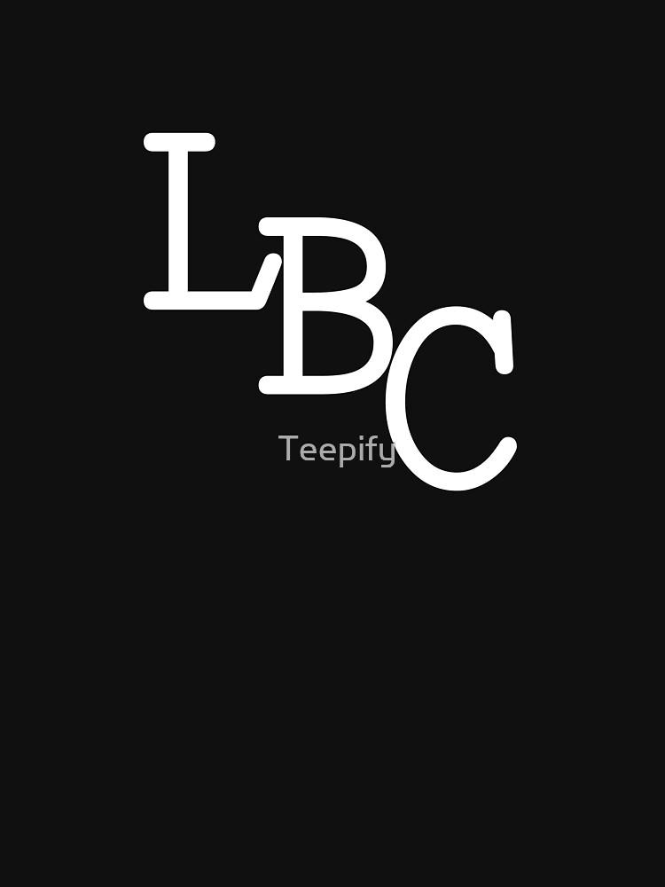LBC hoodie by Teepify