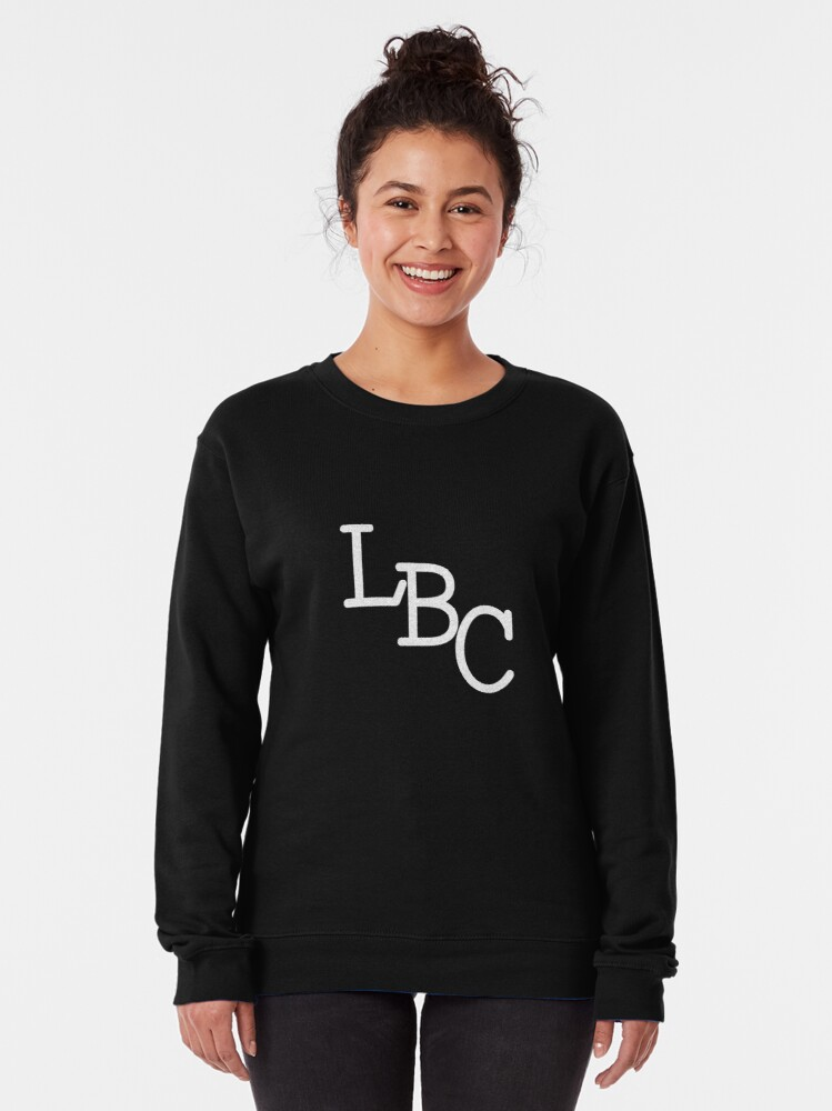 Alternate view of LBC hoodie Pullover Sweatshirt