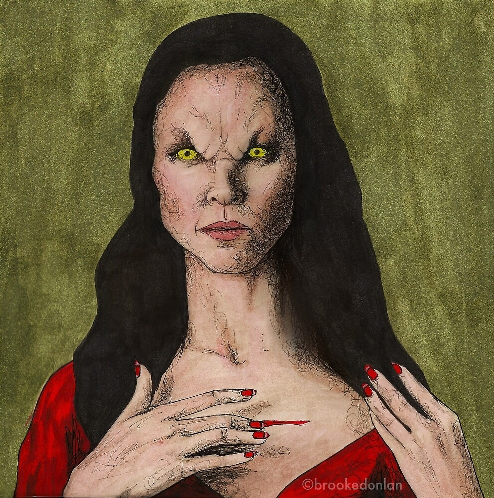 The Trial - Drusilla - BtVS by Brooke Donlan