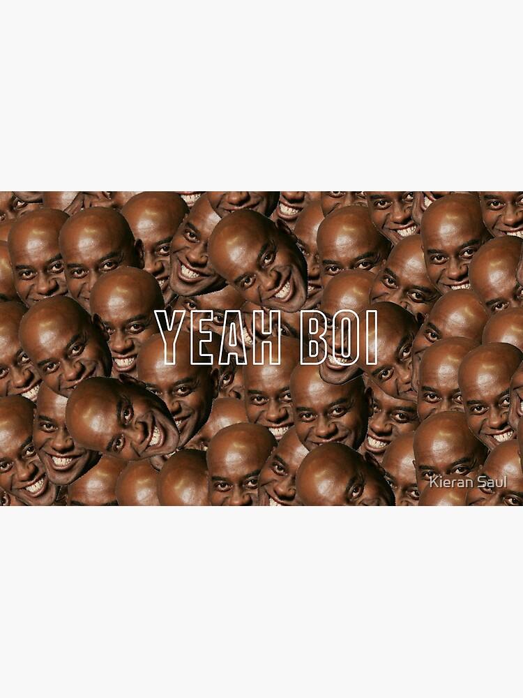 The Anisey Mug - Yeah Boi by kieransaul