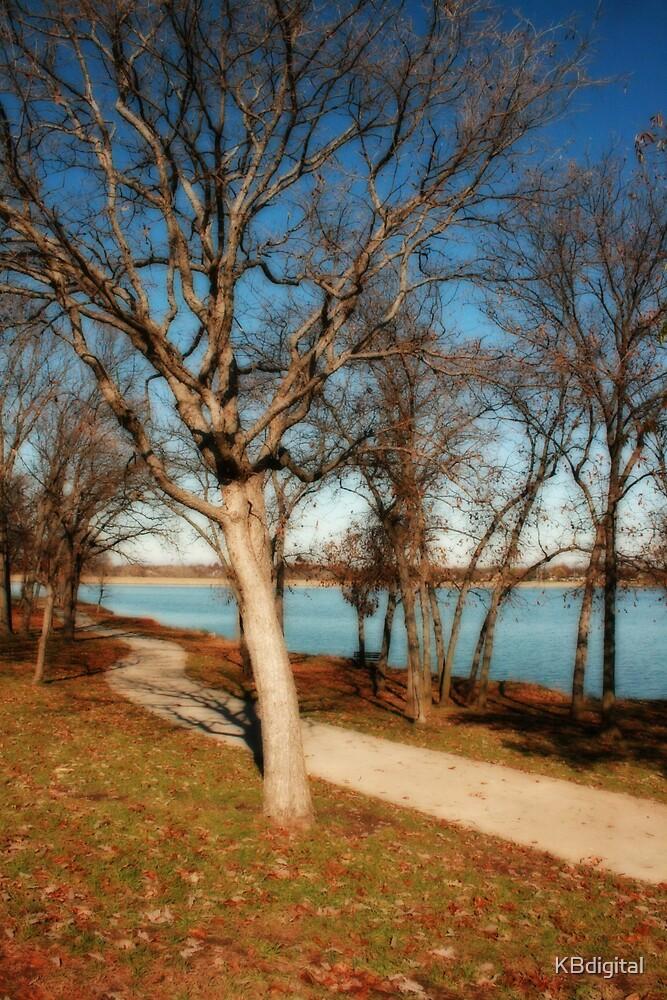 By the Lake by KBdigital