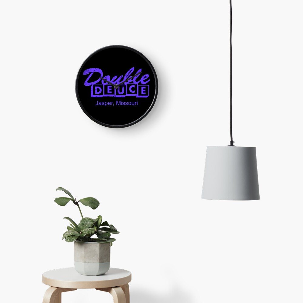 Road House - Double Deuce Clock