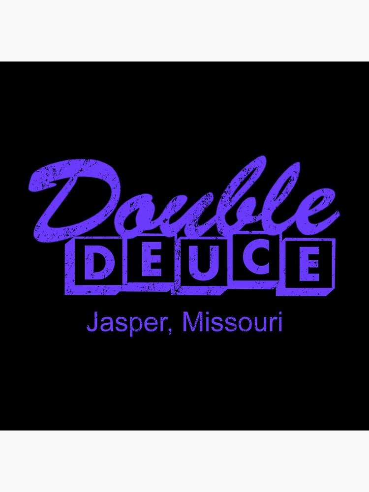 Road House - Double Deuce by UnconArt